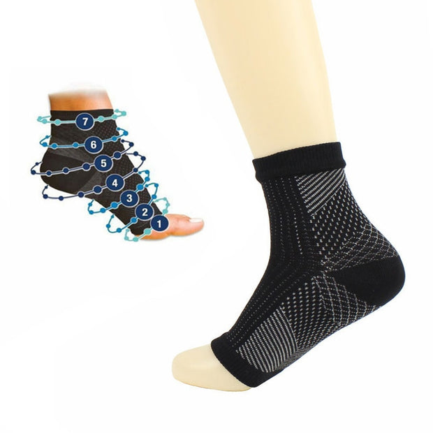 Magnetic Foot Support