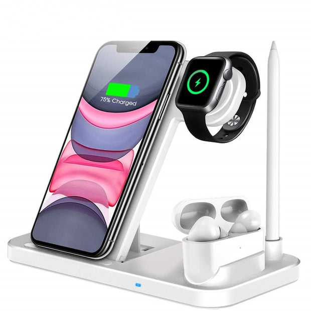 All-in-one Wireless Charging Dock Station