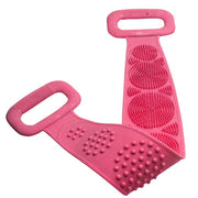 BathBelt™ - Silicone Body Scrubbing Brush