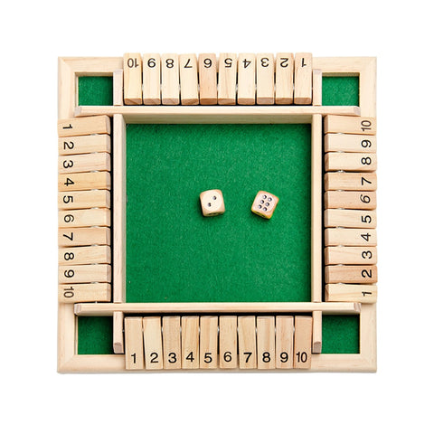 Wooden Educational Board Game