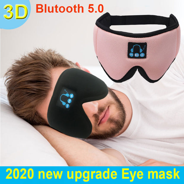 Bluetooth 3D Sleep Mask