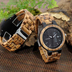 Montre en bois France Sainbois