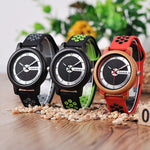 Montre en Bois Sport collection