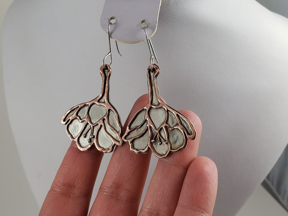 Earrings - Drummond's Anemone Earrings
