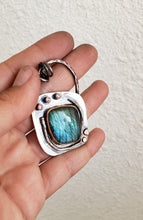 Load image into Gallery viewer, Necklace - Labradorite Necklace