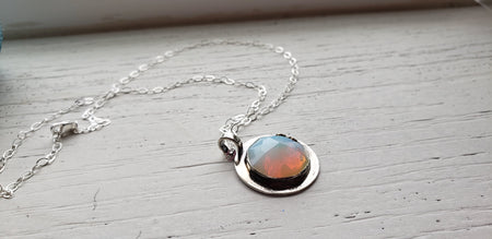 Necklace - Opalite Necklace