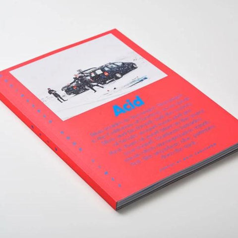 ACID Issue 2 / Olivier Talbot