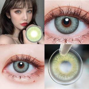 Cosmetic Colored Contact Lenses