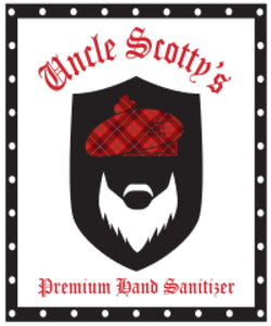 Uncle Scotty's Premium Hand Sanitizer