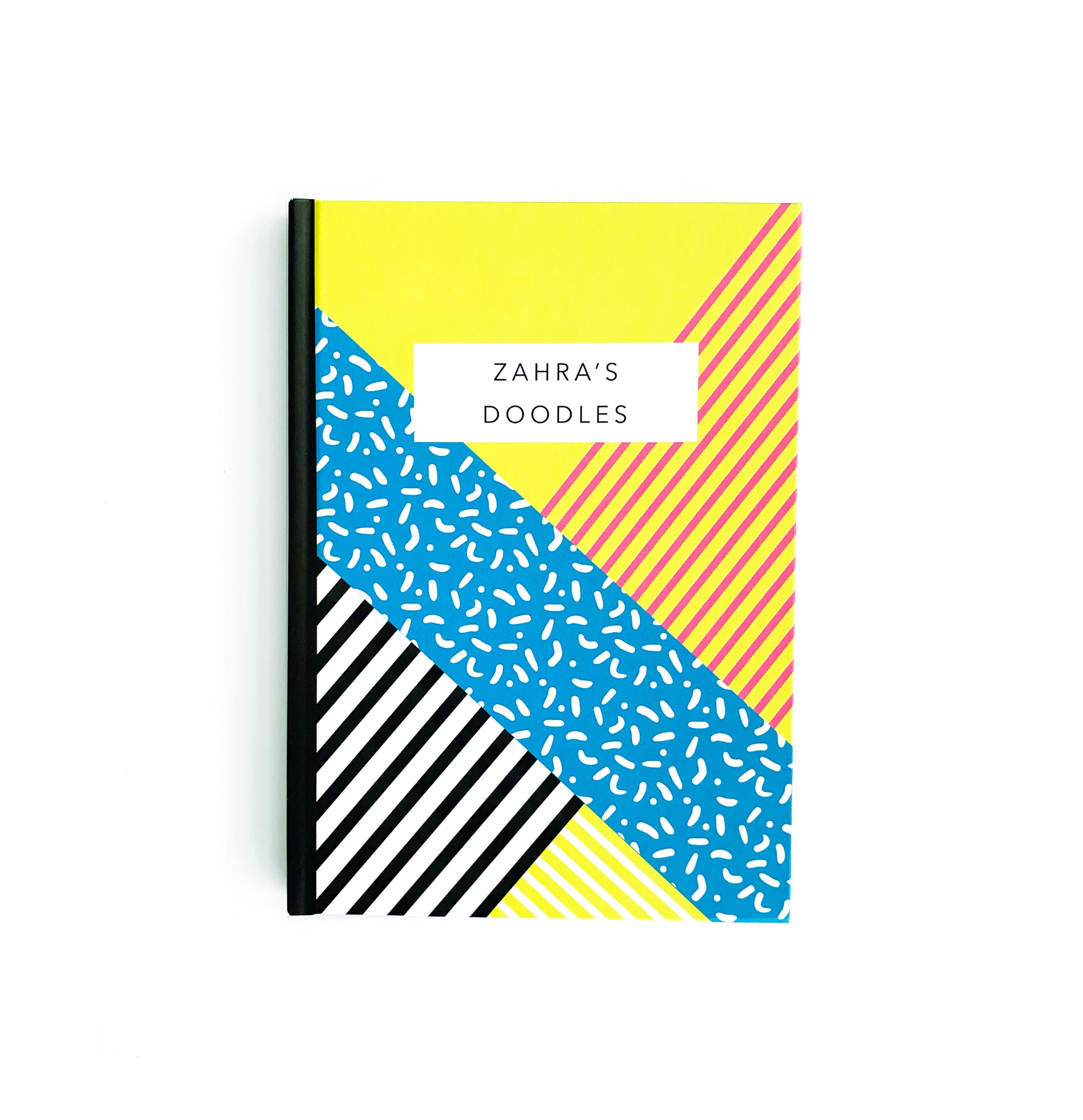 The Memphis Jitterbug Personalised Notebook