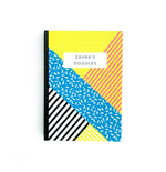 Load image into Gallery viewer, The Memphis Jitterbug Personalised Notebook