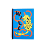 Load image into Gallery viewer, Mr Cheetah Personalised Notebook