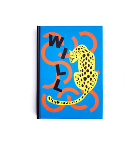 Mr Cheetah Personalised Notebook