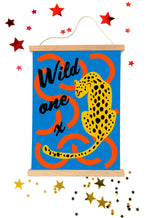 Load image into Gallery viewer, Wild One Cheetah Print