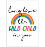 Load image into Gallery viewer, Wild Child Print
