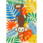 Load image into Gallery viewer, Cheeky Monkey Print