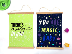 You Are Magic Baby Print