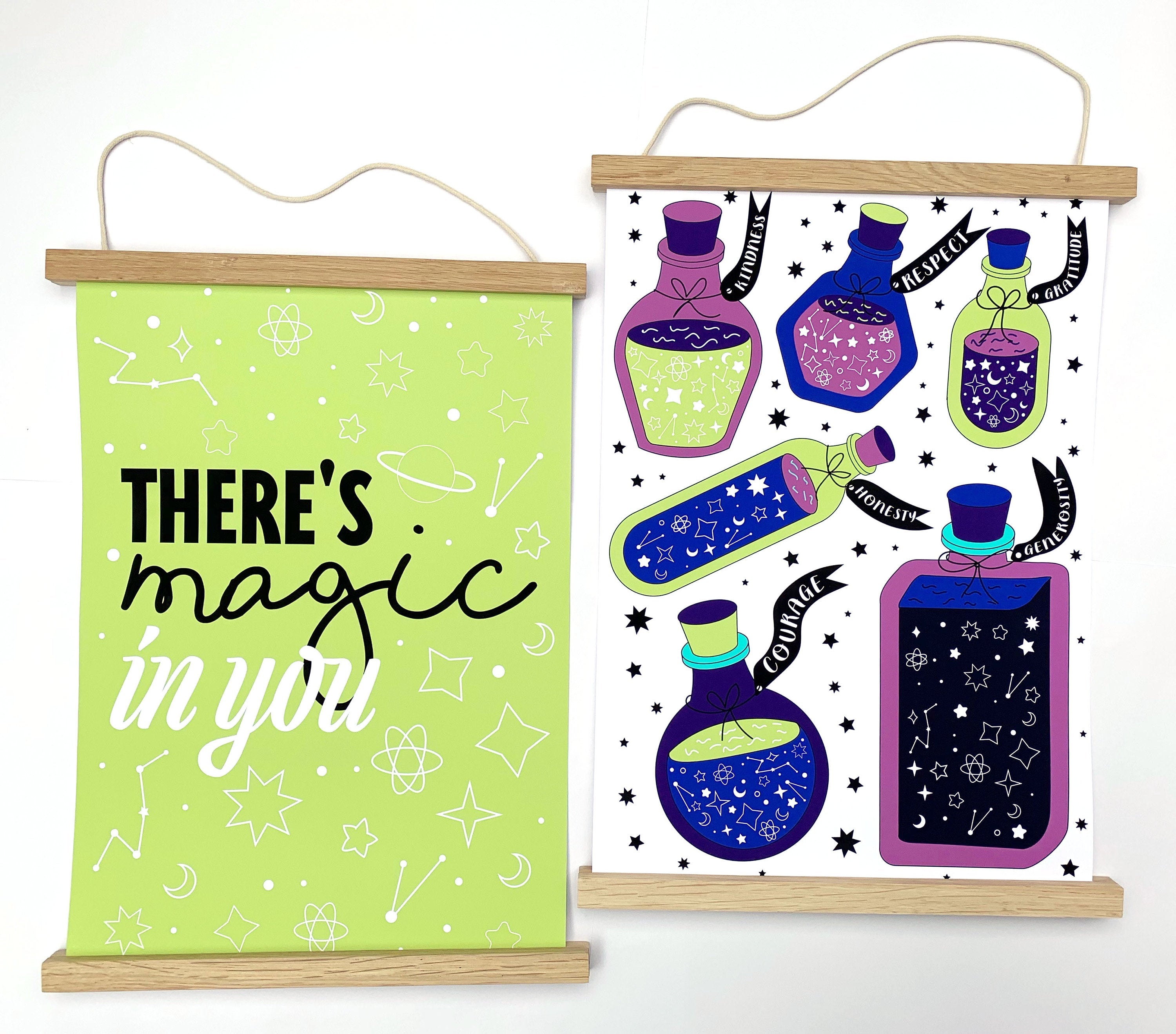 There's Magic In You Print
