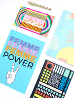 Load image into Gallery viewer, Femme Power Print