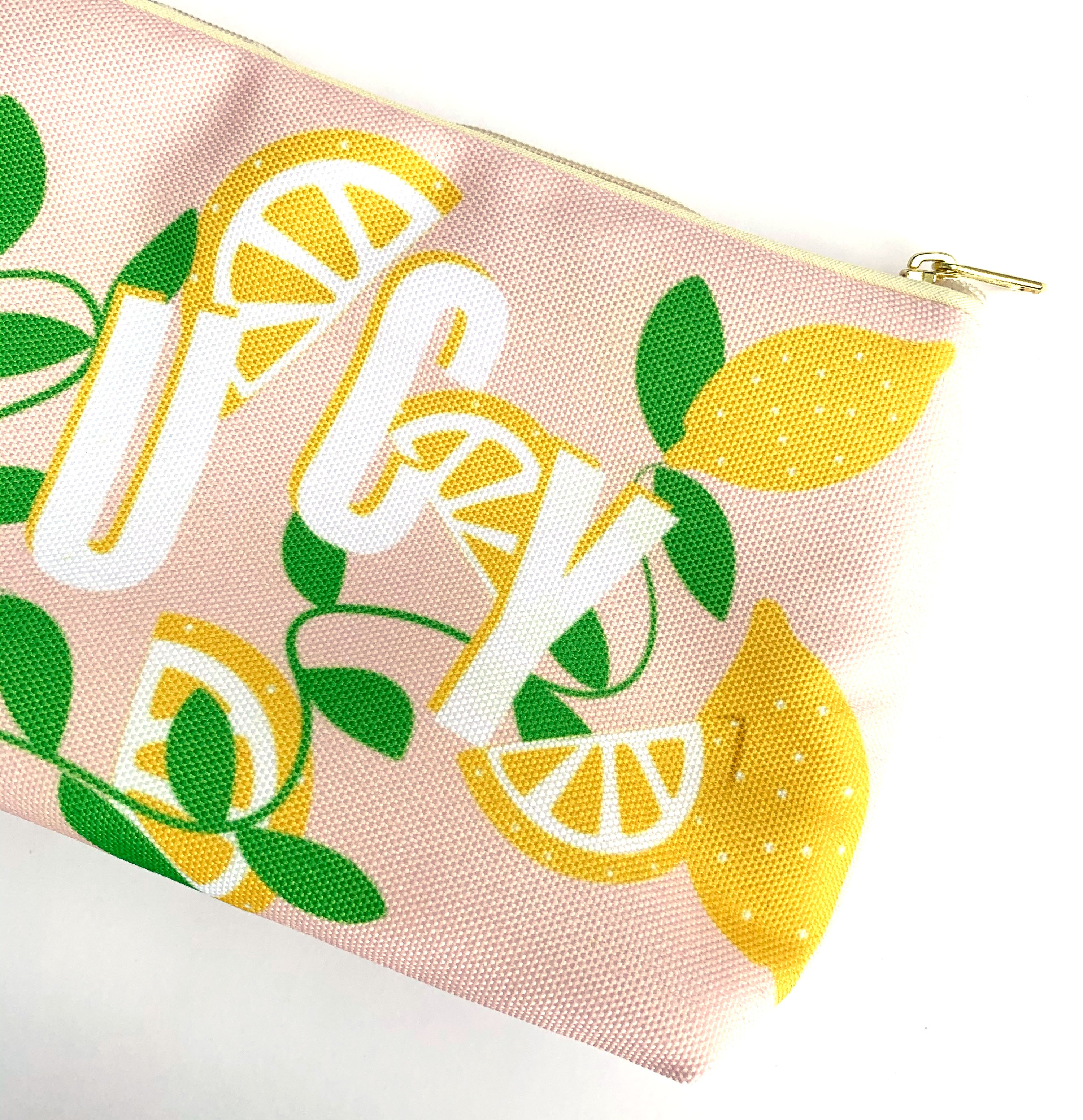 Lovely Lemons Personalised Pencil Case
