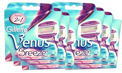 24 stk. Gillette Venus Breeze