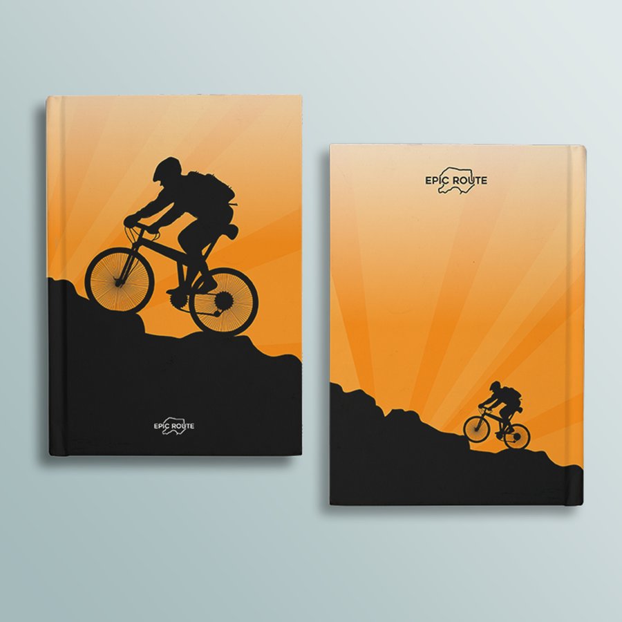Epic Route Mountain Cycle Journal