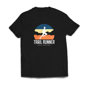 Epic Trail Runner- Mens T-shirt
