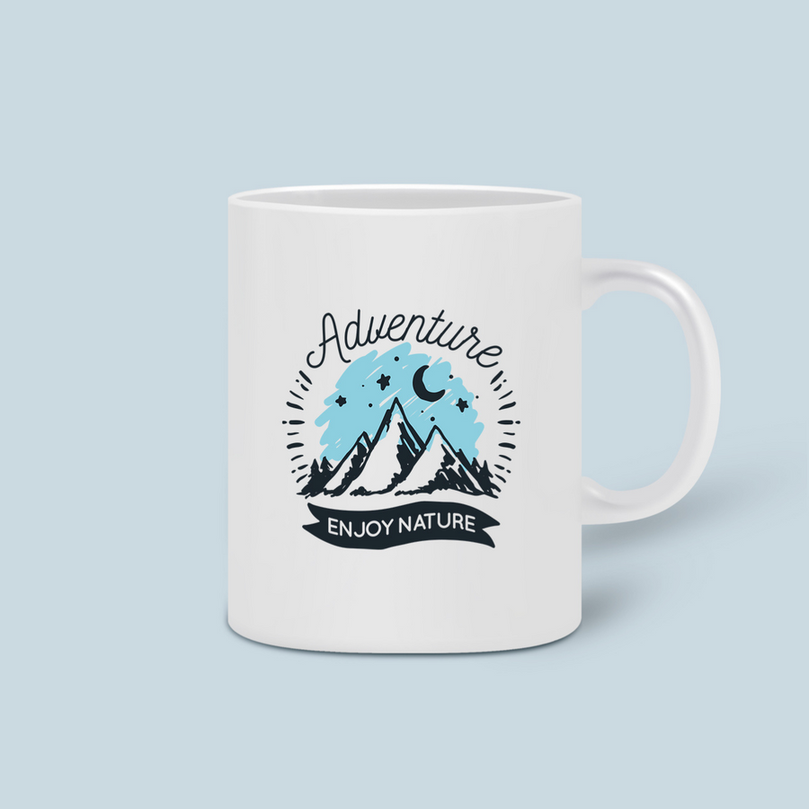 Enjoy Nature Mug (11oz)