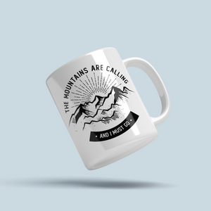 Mountain Call Mug (11oz)
