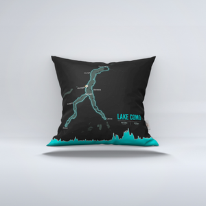 Epic Vivid - Faux Suede Cushion