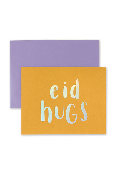 Eid Hugs Greeting Cards by Hello Holy Days!