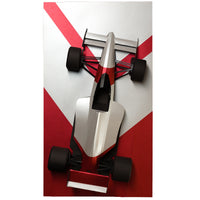 Formula 1 Legend - Papercraft Car Sculpture -  Preorder