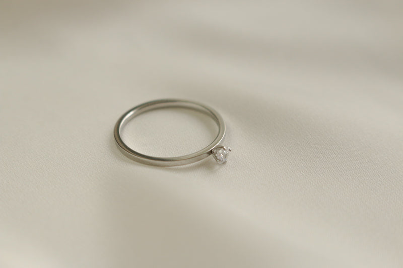 Angelina Ring (Silver)