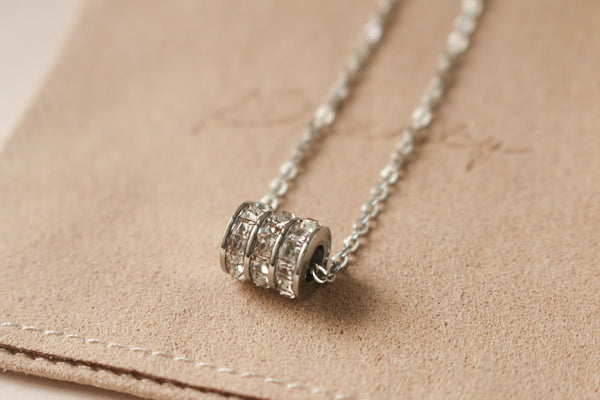 Kinsley Necklace (Silver)