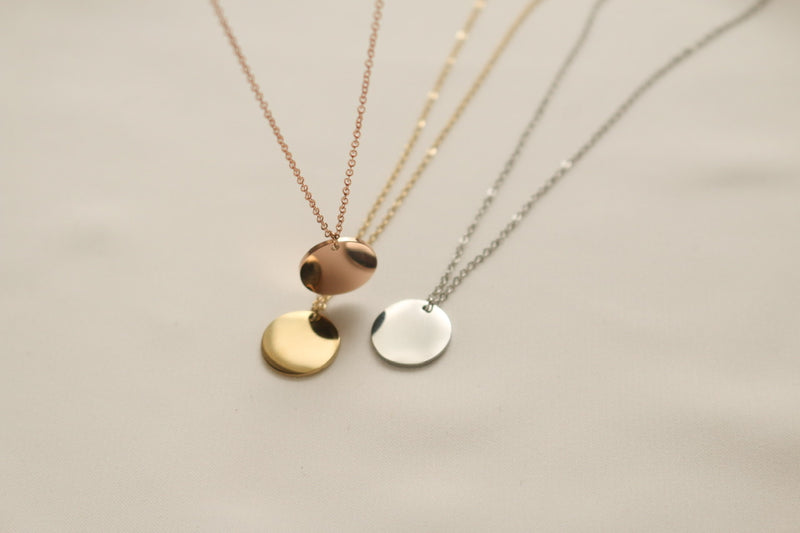 Dakota Necklace (Gold)