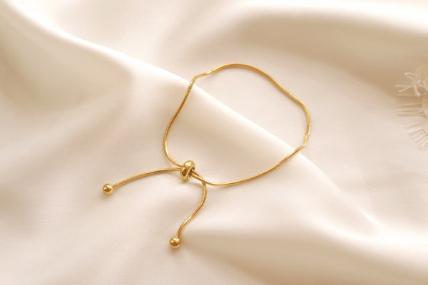 Mackenzie Adjustable Bracelet - Plenty Collection