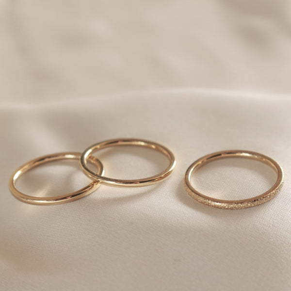 Cecilia Rings Set - Plenty Collection