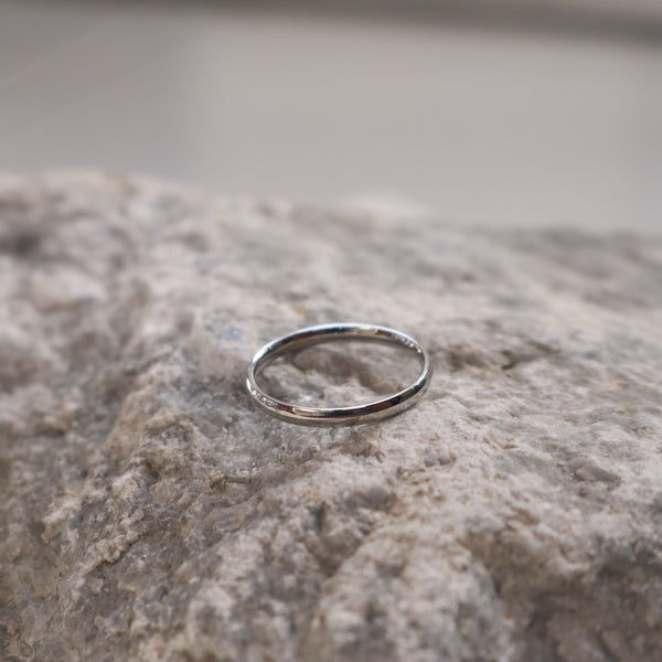 Basic Ring (Silver) - Plenty Collection