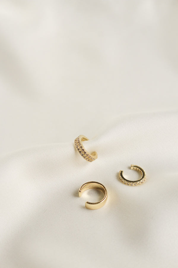 Phoebe Ear Cuff Set