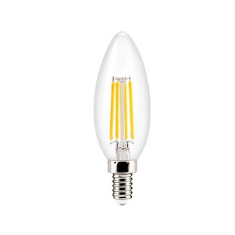 Stello Filament Candle LED Bulb ( E14 BASE/4 Watt ) - Stello Light Studio