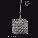Diyas Kudo Polished Chrome Non- Electric Shade - Stello Light Studio