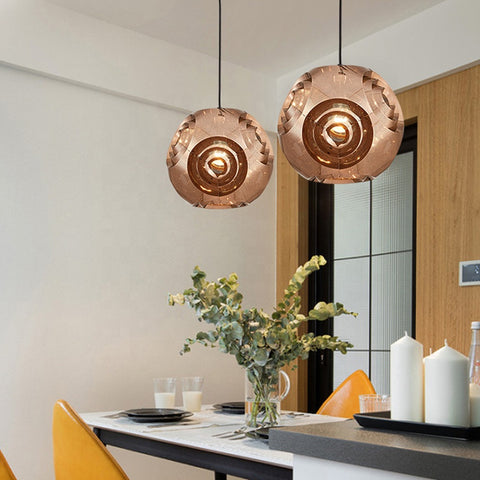 IMPACTO - MODERN HANGING 1 LIGHT FIXTURE - Stello Light Studio