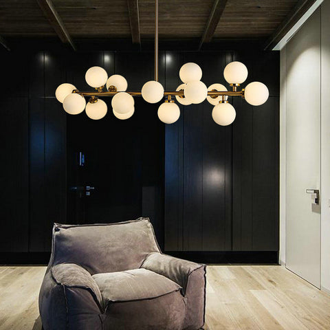 Anejo Modern Chandelier - Stello Light Studio