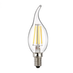 Stello Filament Candle LED Bent Tip Bulb ( E14 BASE/4 Watt ) - Stello Light Studio