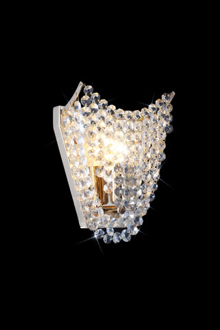 DELTA Gold Wall Light