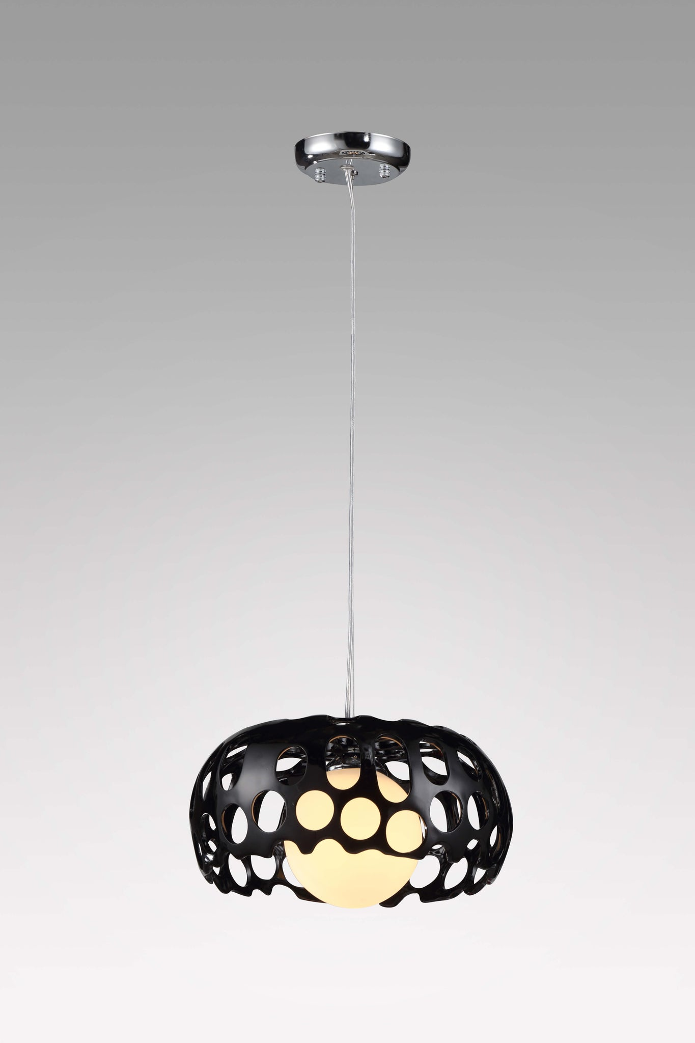 DELLAS Black Pendant Light