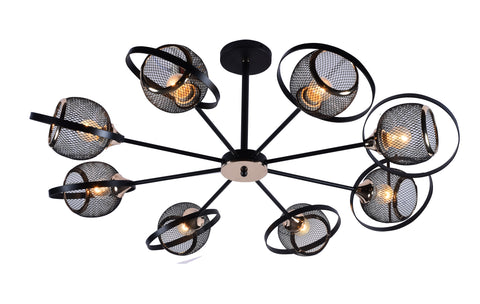 DUB Ceiling-8 Lights - Stello Light Studio