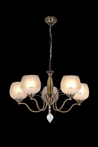 BON HANGING LAMP- 5 Lights - Stello Light Studio