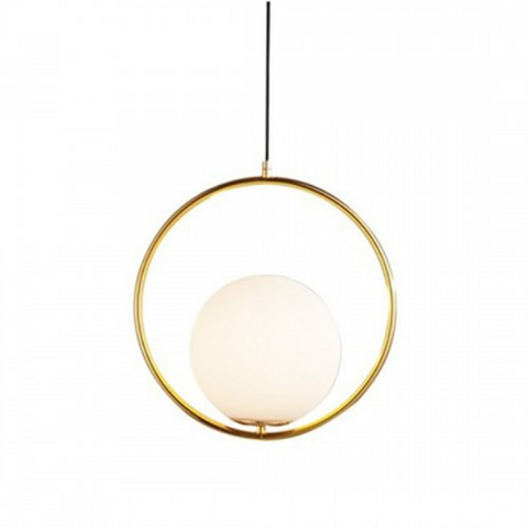 Stello Creative Ring Chandelier