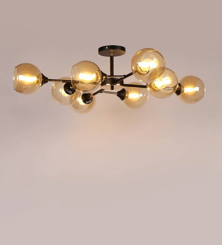 ALBERO MODERN DESIGN CEILING CHANDELIER- 8 LIGHTS